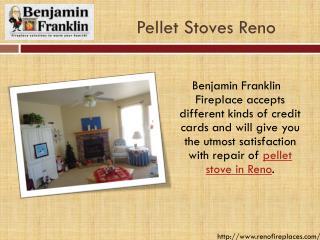 Pellet Stoves Reno