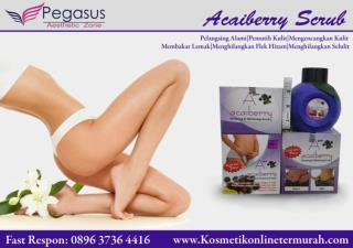 Acai Berry Cream|Pelangsing|Pelangsing Alami 0896.3736.4418
