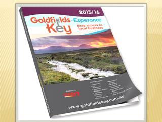 Western Australia Business Directory | Gold Fields Key