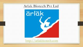 Arlak Biotech | Top Pharmaceutical Companies in india
