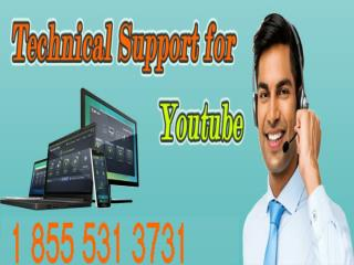 1 855 531 3731 || Youtube Technical Support Phone Number