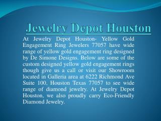 Houston Wedding Rings - Gorgeous Designs