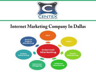 Internet Marketing Company In Dallas