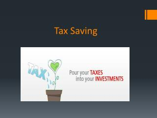 Last-Minute Investments To Save On Income Tax