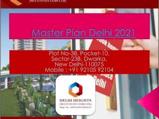 Master Plan Delhi 2021
