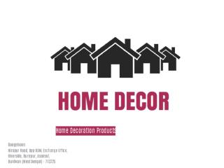 Online Shopping for Home Decor in India - Googymoon