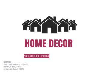 Online Shopping for Home Decor in India - Googymoon