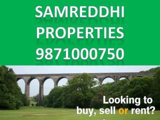 3000 Meter Plot Sector 85 Noida 9871000750