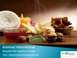 Pure organic essential oil manufacturer and suppliers in india