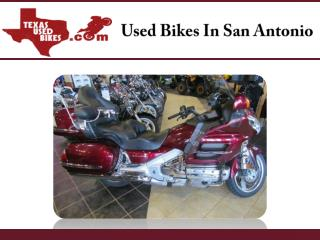 Used Bikes In San Antonio