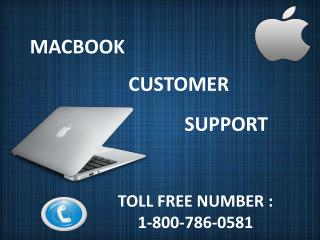 Apple Macbook HelpDesk- 800-786-0581