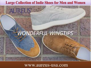 Large Collection of Indie Shoes for Men and Women