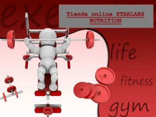 Tienda online STARLABS NUTRITION