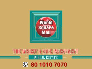 World Square Mall Mohan Nagar Ghaziabad