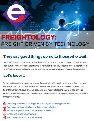 Freightology