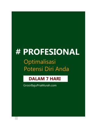7 Sukses Profesional.