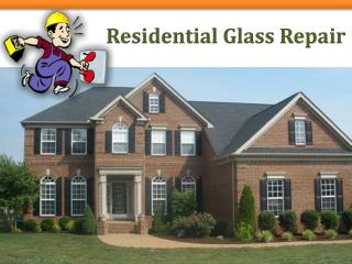 Effective Cost of Replacement Windows Glass Repair Services