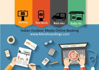 Hoardings Online, Online Hoardings booking, Hoarding Advertising Online, Online Media Plan, Outdoor Media online, Hoardi