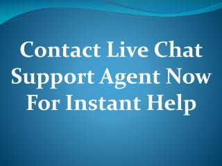 Live Chat Is Always Available For Customers | Contact Live Chat Support Australia