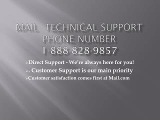 Mail technical1-888-828-9857  support phone number canada