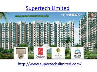 Supertech The Romano Residential Project