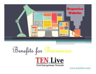 Benefits of Responsive websites For Business