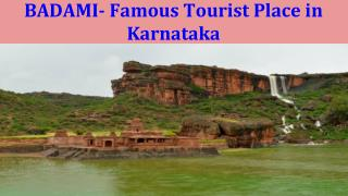Places to visit in Badami