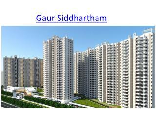 Modern Project Gaur Siddhartham  In Ghaziabad