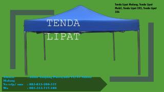 tenda lipat american matic, jual tenda lipat malang, jual tenda lipat di malang, 085-815-280-557