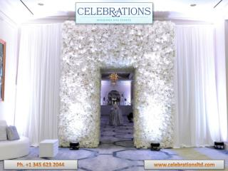 Your one Stop Solution for Cayman Islands Wedding and Event Management Services