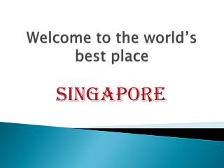 Study Abroad Consultant , Study in Singapore , MBA From Singapore , Engineering From Singapore