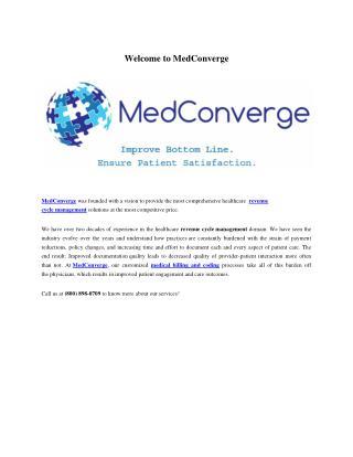 Medical Billing Company in Atlanta