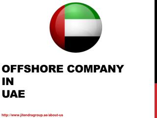 Offshore company in UAE