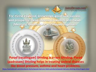 Worship Parad (Mercury) Divine Products and Bring Huge Luck and Prosperity In Life!!