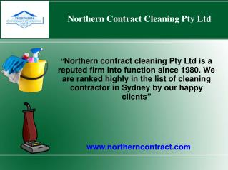 Industrial and Commercial Cleaning Services in Sydney