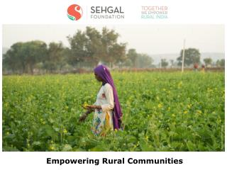 Empowering Rural Communities