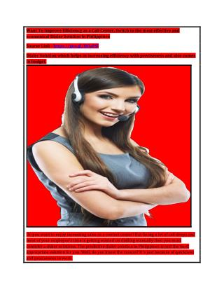Want To Improve Efficiency as a Call Center, Switch to the most effective and economical Dialer Solution In Philippines