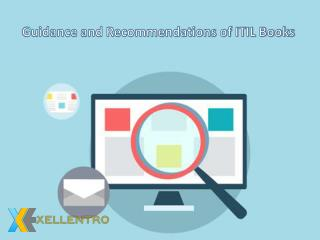 Guidance and Recommendations of ITIL Books