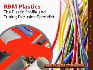 RBM Plastic Extrusions - Plastic Extrusion Specialist