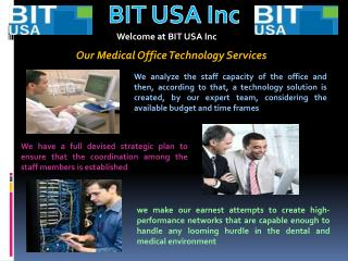BIT USA Inc - Provider of Medical Office Technology in North Lauderdale