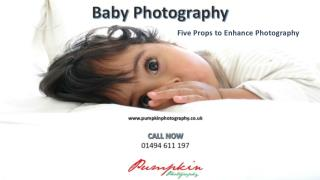 Baby Photography - Five props to Enhance Photography
