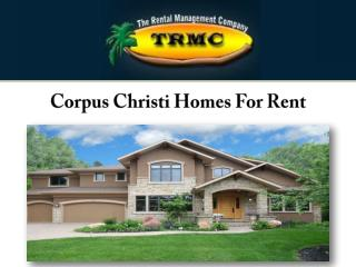 Corpus Christi Homes For Rent