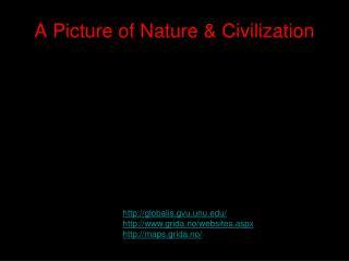 A Picture of Nature  Civilization
