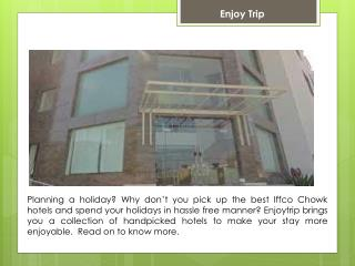 Iffco Chowk Hotels