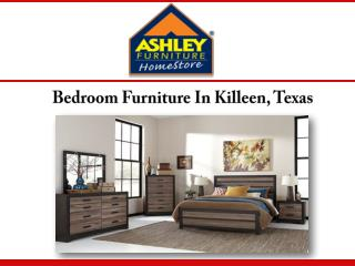 Bedroom Furniture In Killeen, Texas