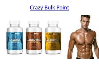 Build The Muscles with Crazy Bulk