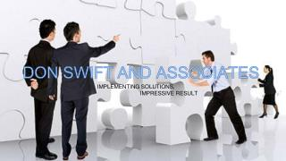 Consulting services for business