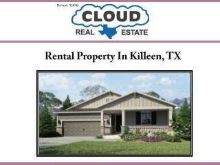 Rental Property In Killeen, TX