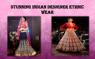 Indian Ethnic Wear Clothing Style on Way
