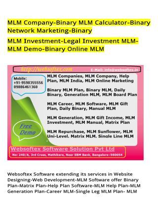 Matrix Plan-Help Plan Software-MLM Help Plan-MLM Generation Plan-Career MLM-Single Leg MLM Plan.pdf